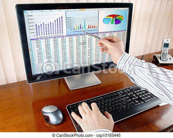 Analizing Data on Computer - csp10165445