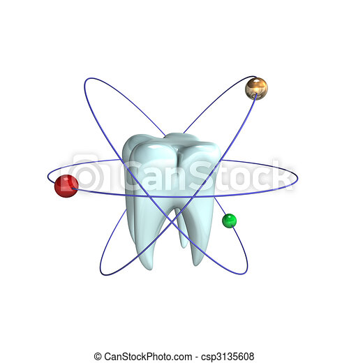 Atomic Tooth - csp3135608
