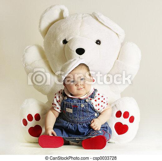 Baby love - csp0033728