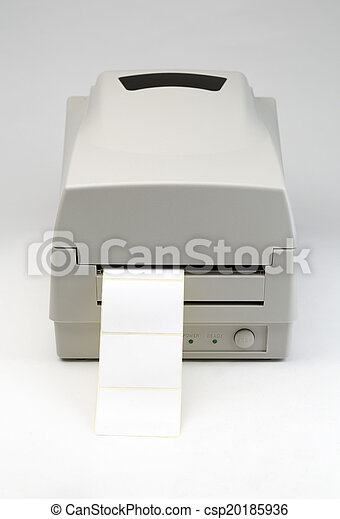 barcode label printer - csp20185936