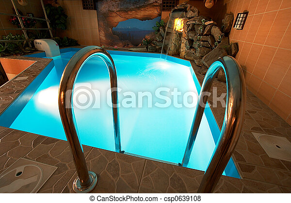 beautiful pool - csp0639108