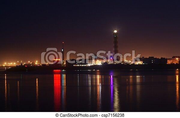 Beautiful view - csp7156238