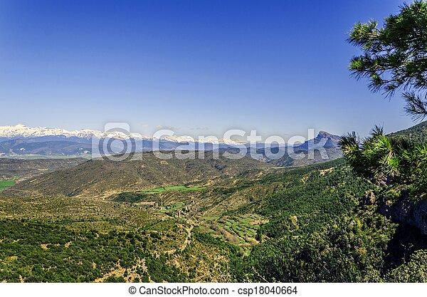 Beautiful view - csp18040664