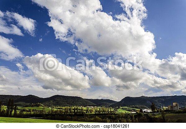 Beautiful view - csp18041261