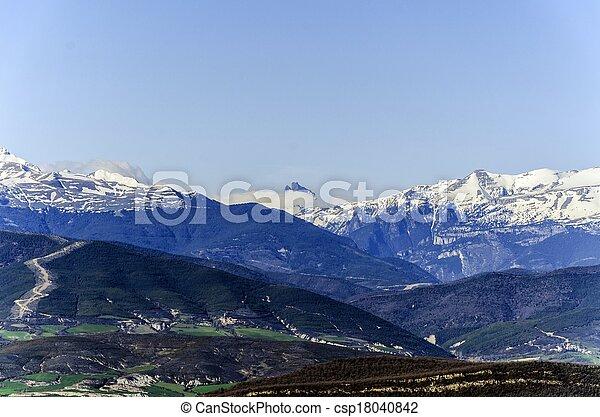 Beautiful view - csp18040842