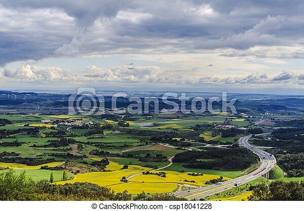 Beautiful view - csp18041228