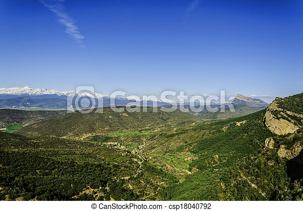 Beautiful view - csp18040792