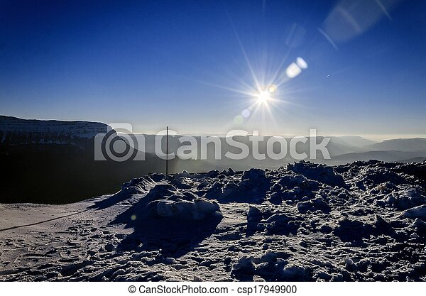 Beautiful view - csp17949900