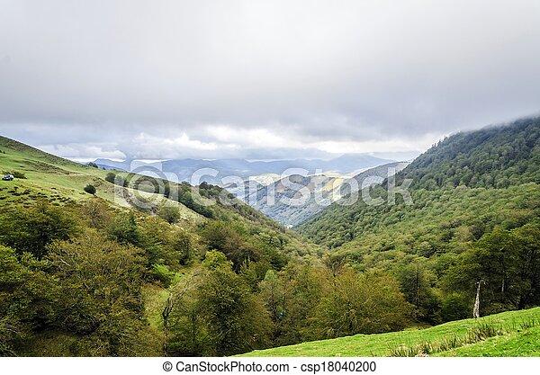 Beautiful view - csp18040200