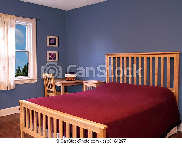 Bedroom - csp0164297
