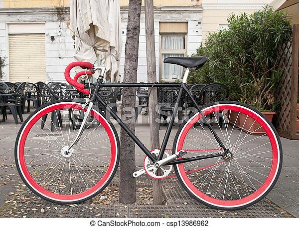 Bicycle - csp13986962