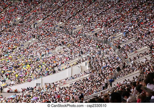 big auditorium - csp2330510