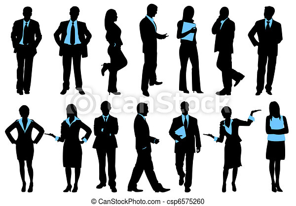 Business People - csp6575260