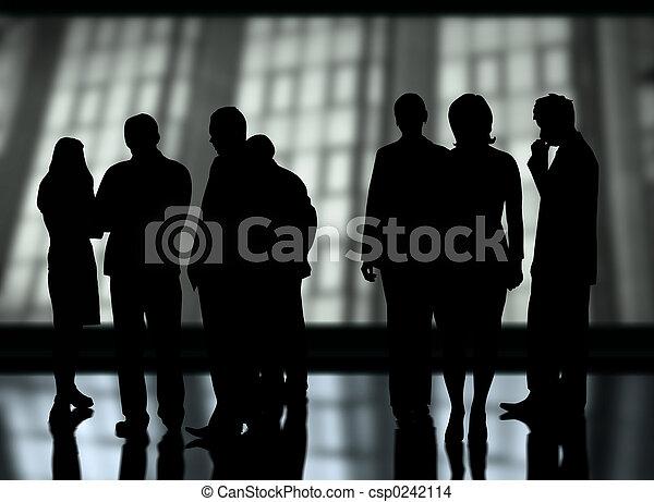 business team - csp0242114