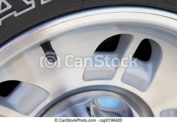 Car tire - csp0196420