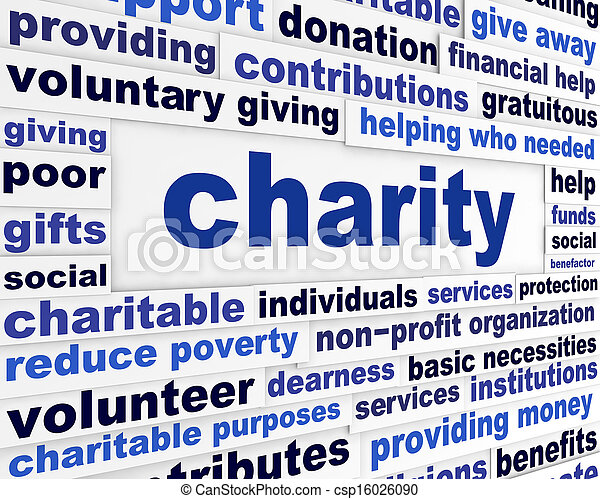 Charity social issue message - csp16026090