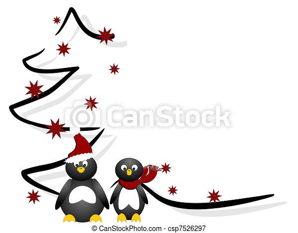 christmas card - csp7526297
