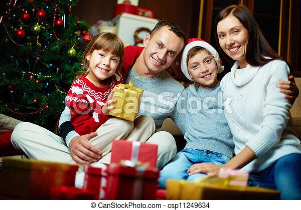 Christmas eve - csp11249634