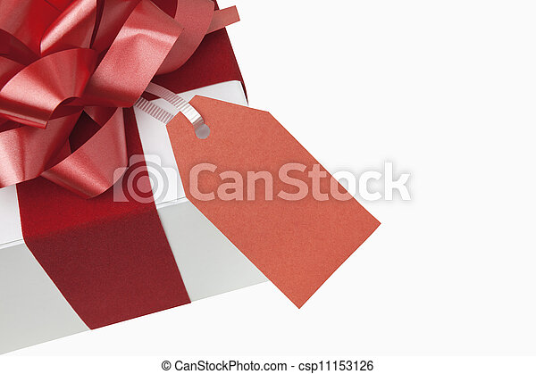 Christmas Present - csp11153126