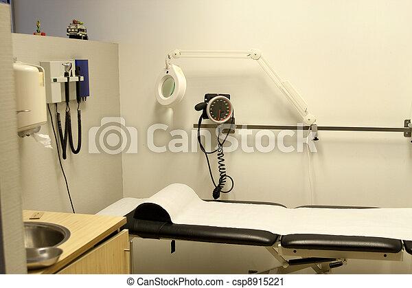 Clinic room - csp8915221