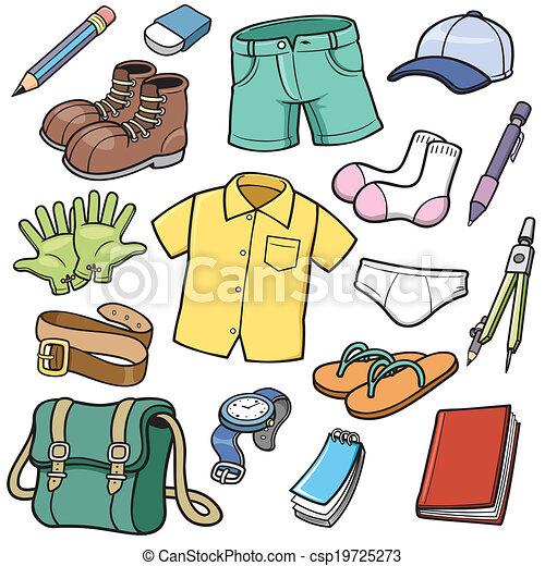 Clothes set - csp19725273