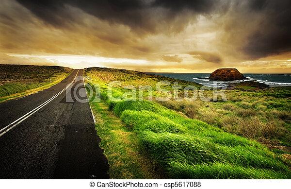 Coastal Highway - csp5617088