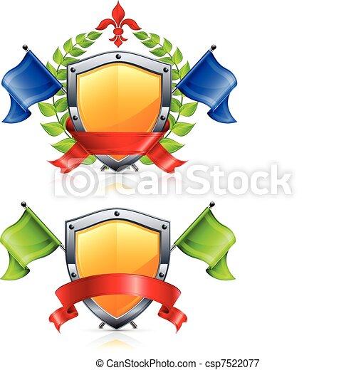 coat of arms - csp7522077