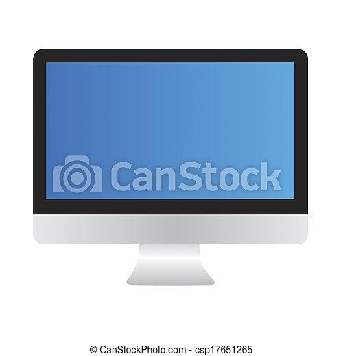 Computer monitor - csp17651265