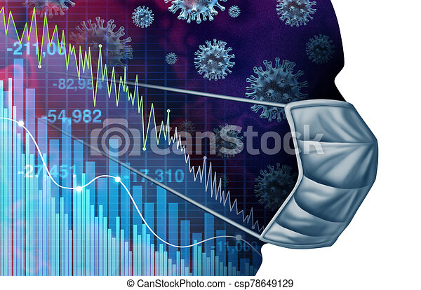 Coronavirus-Economic-Fear - csp78649129