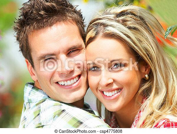 couple in love - csp4775808