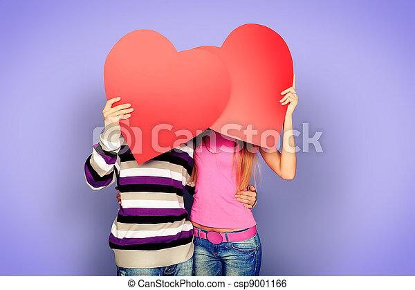 dating love - csp9001166