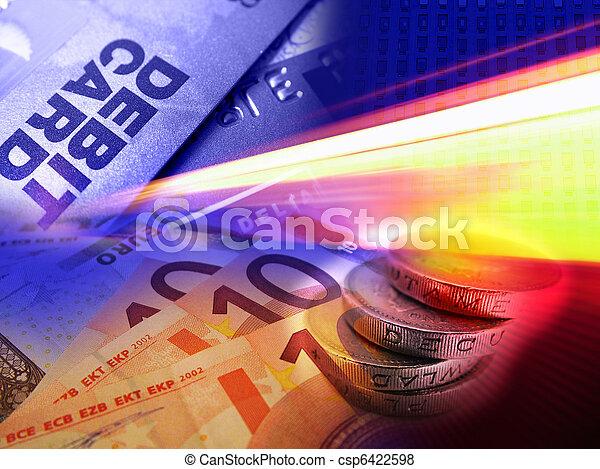 Debit transaction - csp6422598