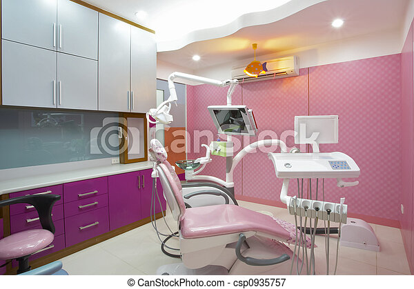dentist clinic - csp0935757