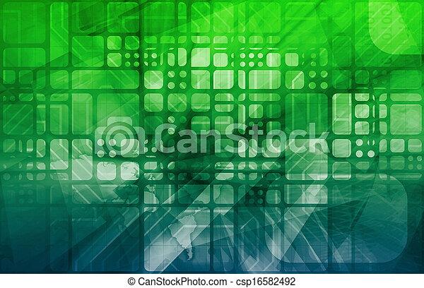 Digital Science - csp16582492