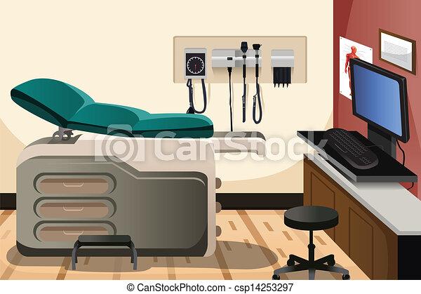 Doctor office - csp14253297