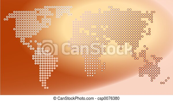 Dot Map - csp0076380