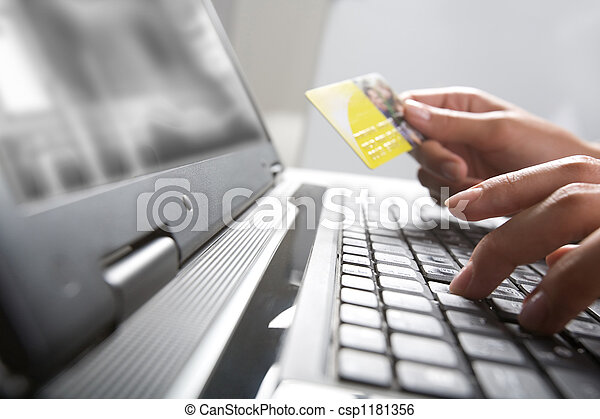 E-commerce - csp1181356