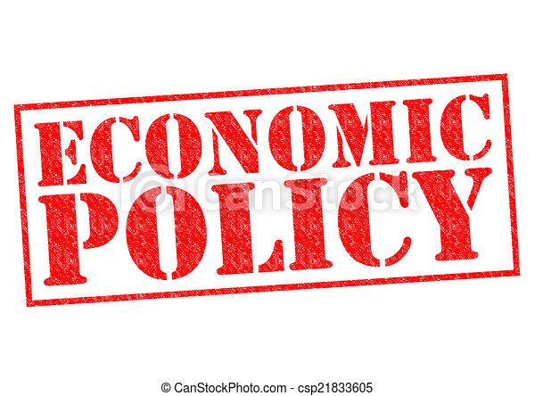 ECONOMIC POLICY - csp21833605