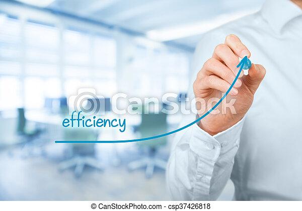 Efficiency increase - csp37426818