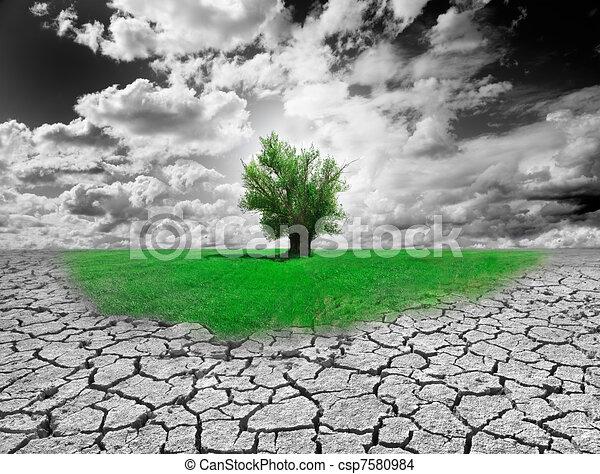 Environment Concept - csp7580984