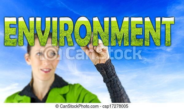Environment - csp17278005