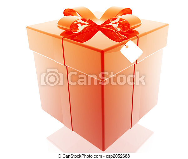 Fancy present - csp2052688