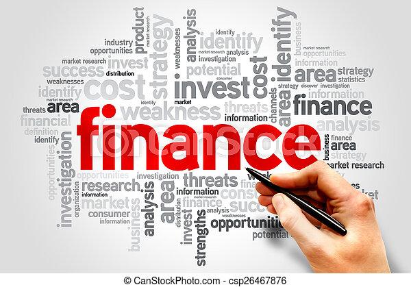 Finance - csp26467876