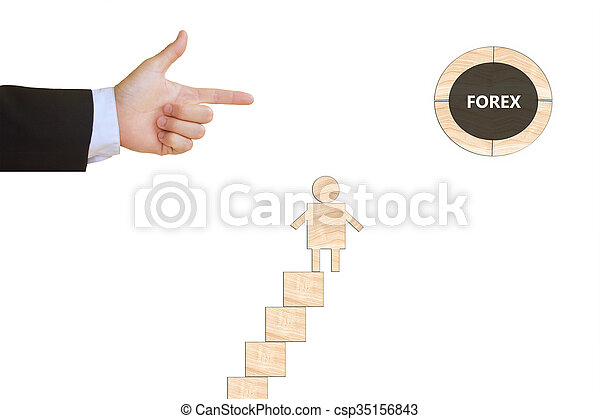 forex or Foreign Exchange - csp35156843