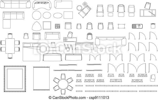 Furniture - csp9111013