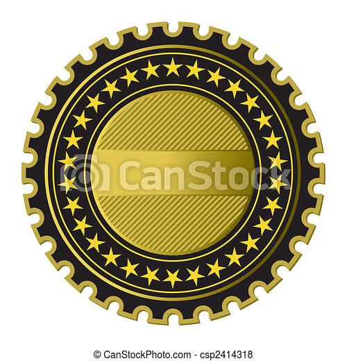 Golden Label - csp2414318