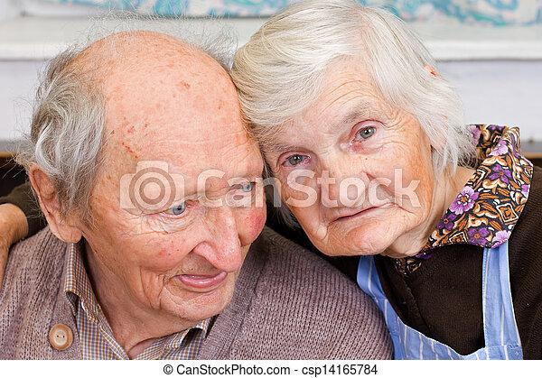 Grandparents - csp14165784