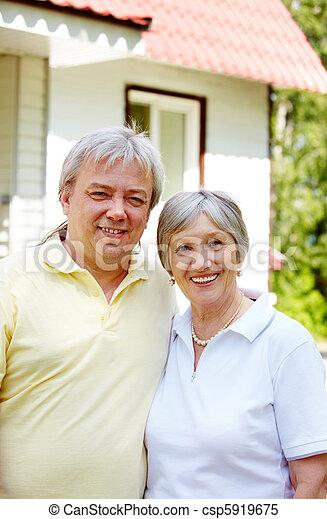 Grandparents - csp5919675