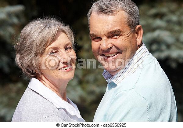 Grandparents - csp6350925
