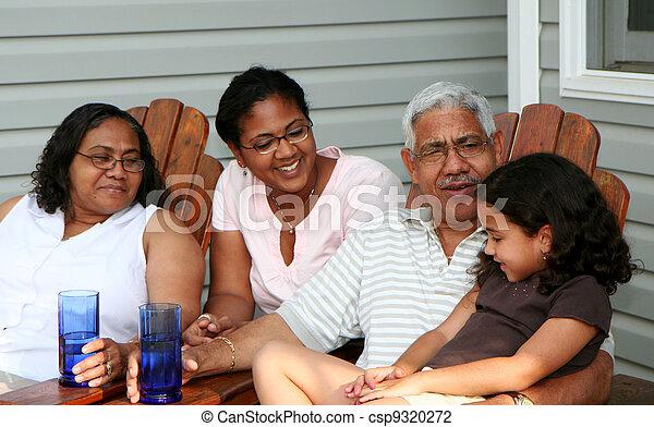 Grandparents - csp9320272